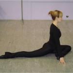 Dancer Hip arthroscopy for treatment of an acetabular labral tear in a female dancer